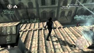 Assassins Creed 2 Test Gameplay on NViDIA GTX 740 and Intel HD 4600 FULL HD (Xbox 360/PS3/PC)