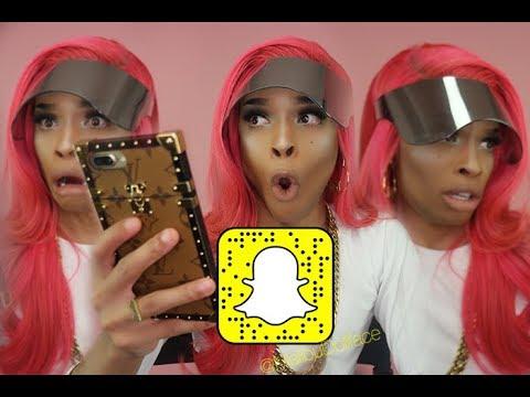 SnapChat Q&A Single or Naw?