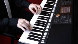 Grand piano - YAMAHA PSR-S950 - Plays Stanislav Šteif jr.