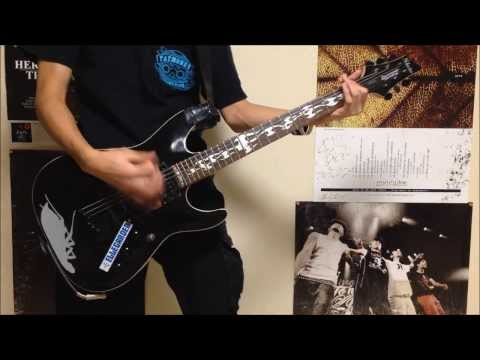 Pay money To my Pain - Respect for the dead man - Guitar cover
