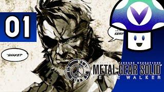 [Vinesauce] Vinny - Metal Gear Solid: Peace Walker [HD Edition] (part 1) + Art!