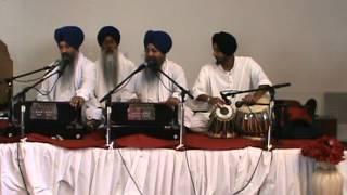 Gavo Sachi Bani - Bhai Manjit Singh and Bhai Amarjit Singh, Modesto, CA 09/02/12
