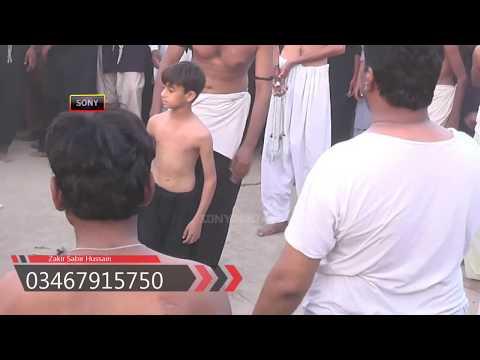 MATAM - Zakir Sabir Hussain Sarwar Chack No.39/10.r  Mozah Shahdat Imam Hussain