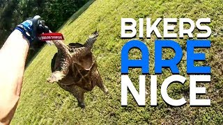 BIKERS ARE NICE | RANDOM ACTS OF KINDNESS |  [EP. 74]