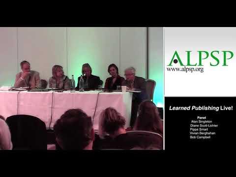 Learned Publishing Live!