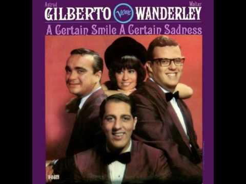 Astrud Gilberto & Walter Wanderley - Portuguese Washerwoman (1966)