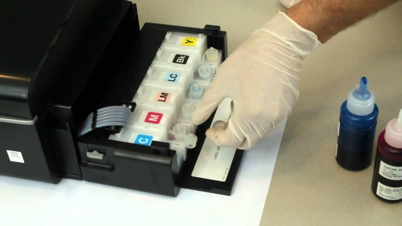 Продажа epson l805 (c11ce86403) для выгодной печати ✓ гарантия ✓ доставка ✓ в комплекте идет установленная снпч от lucky-print.