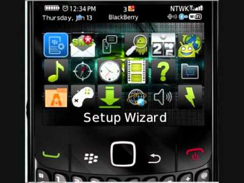 theme diy blackberry curve 8520