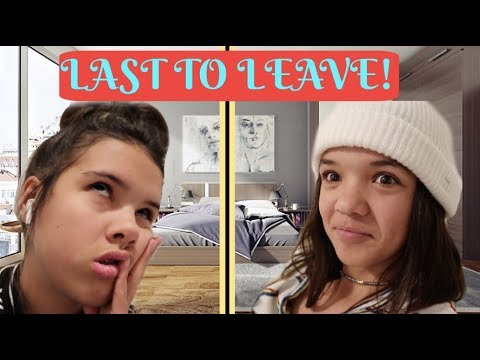 LAST TO LEAVE THE BEDROOM! | w: klailea