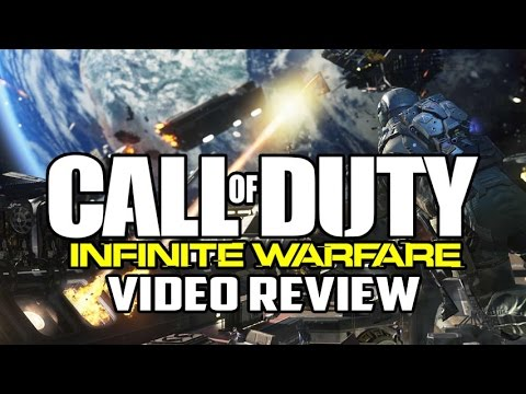Call of Duty: Infinite Warfare PC Game Review