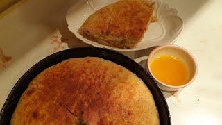طريقة عمل الخبزه الجنوبيه السعوديه اللذيذه