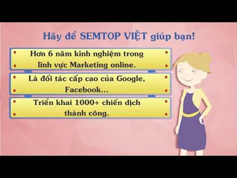 Semtop Việt - Một trong những đơn vị hàng đầu về Digital Marketing