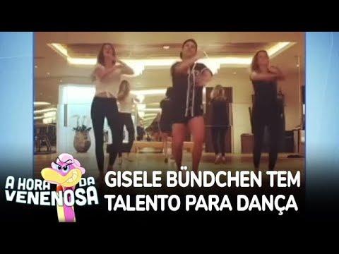 El baile más sensual e 'indecente' de Gisele Bündchen