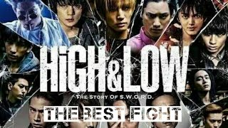 HIGH & LOW The Movie 3 Final Mision -  The Best Fight || Clips On Clip