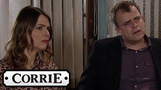 Coronation Street - Steve and Tracy Risk Having Amy's Baby Taken Away