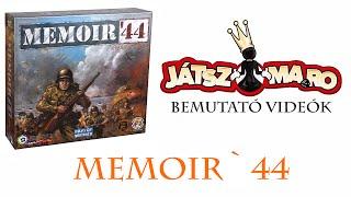 Memoir`44 bemutató