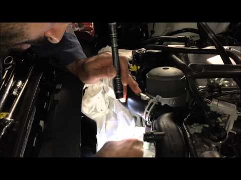 2014 and up (L494) Range Rover Sport V8 Supercharger Pulley Swap