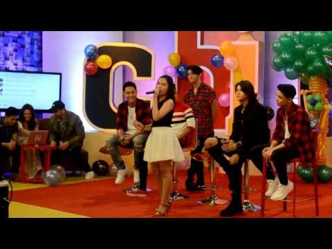 Anne Jazpher on #ASAPChillout w/ BoyBandPh (April 09, 2017)