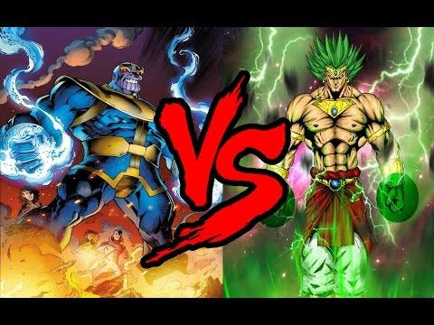 Comics VS Anime/Manga [Villanos]
