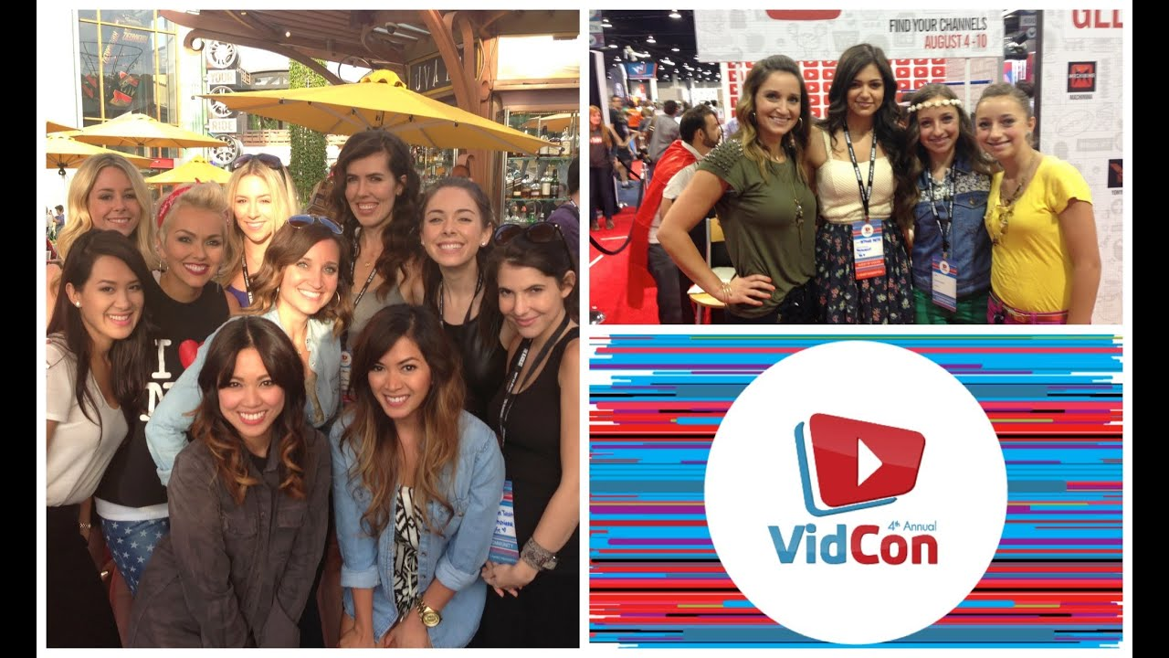 Vidcon 2013 recap brooklyn and bailey youtube kristyandbryce Gallery
