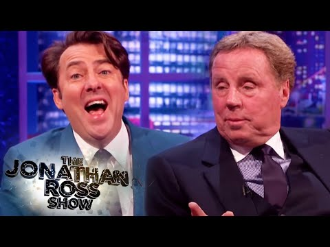 Harry Redknapp Brings Mouthy Fan On To Play For West Ham - The Jonathan Ross Show