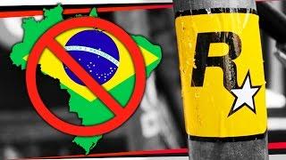 ROCKSTAR ODEIA O BRASIL? 🤔 LAZLOW FALOU MAL DO BRASIL EM MAX PAYNE 3!