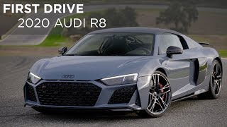 First Drive | 2020 Audi R8 | Driving.ca