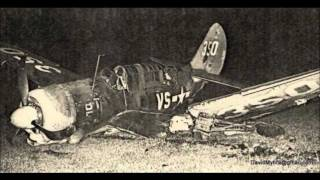 US Naval Air Station - Vero Beach (1943-1946) - Night Flight Training Accidents Many Ending In Death