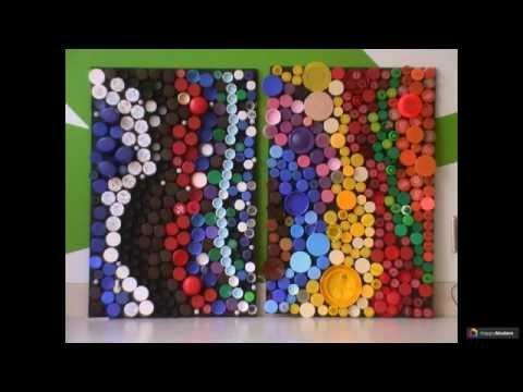 Поделки из пробок от пластиковых бутылок: 48 оригинальных декора