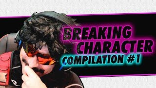 DrDisrespect Breaking Character Compilation #1 [2019]