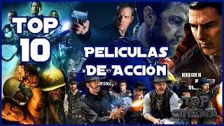Top 10 Mejores Peliculas De Accion 2016 Top Cinema Youtube