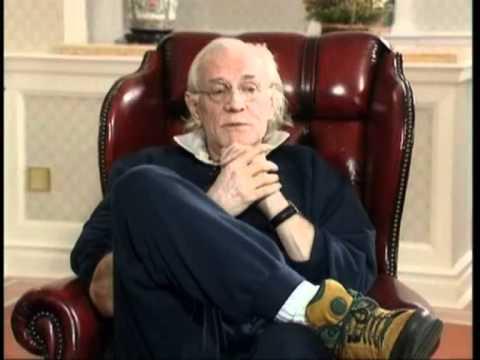 Patricia O'Connor interviews Richard Harris 1