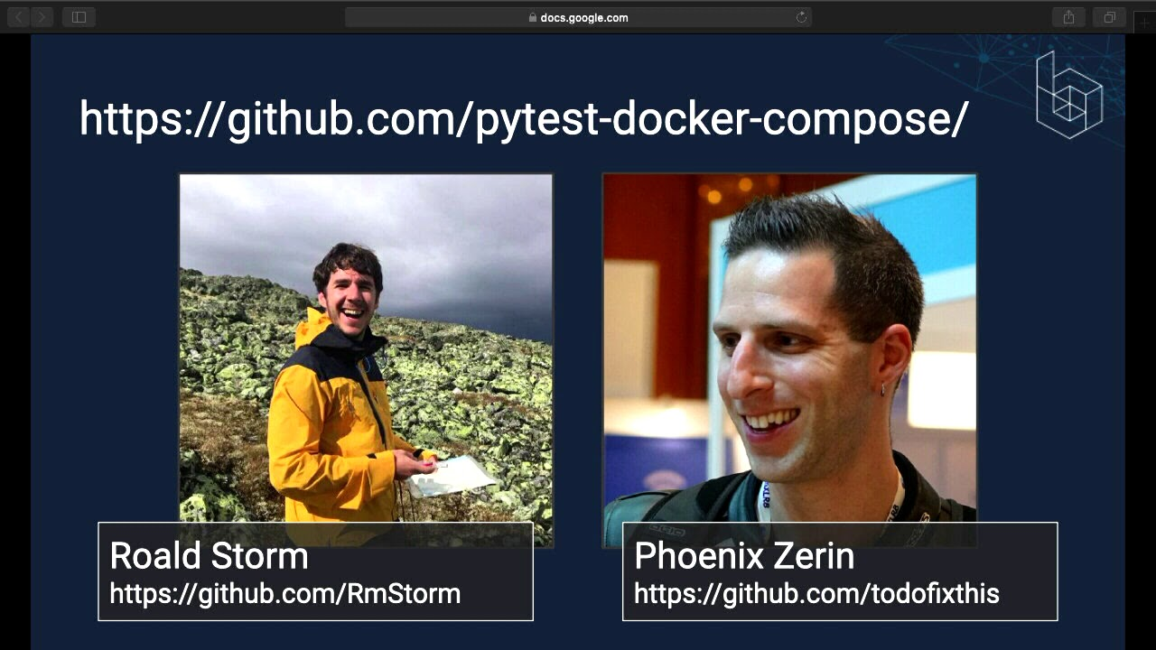 Image from Automate Your Integration Tests Using pytest-docker-compose