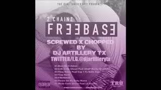 2Chainz - Flexin On My Baby Mama [SCREWED AND CHOPPED by DJ Artillery]