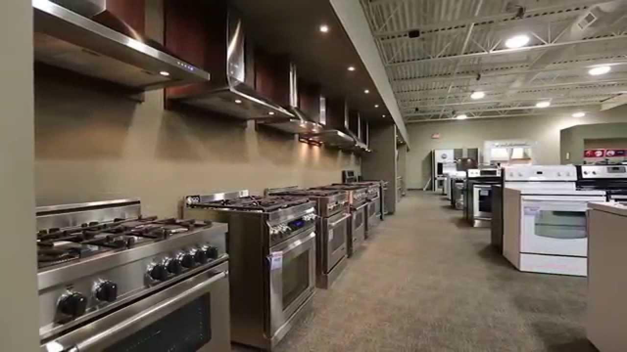 Trail Appliances Surrey Store - YouTube