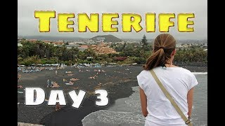 TENERIFE 2017 - Day 3 - La Orotava, Puerto de la Cruz, Room Change [PL, ENG subs]