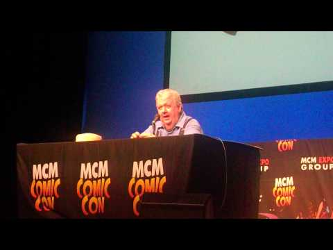 Ian McNeice: Advice on becoming an actor