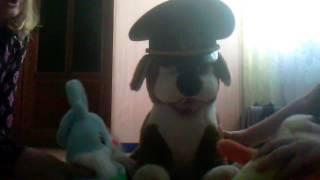 Іграшки ш . тигр і заєць друзі