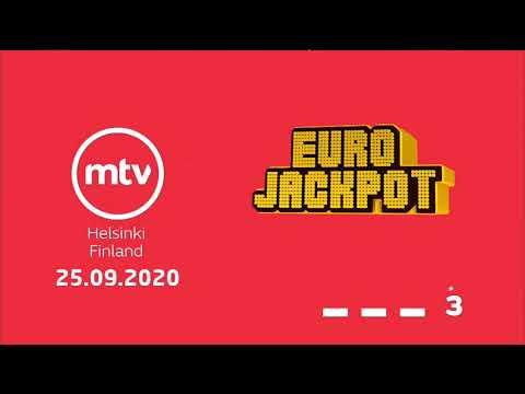 Eurojackpot Trekking 25/09/2020