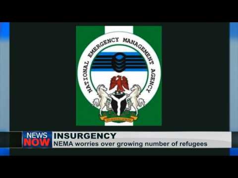 Internally Displaced Persons' situation in Nigeria worries NEMA