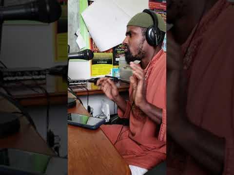 Sunni Muslim Talks about Islam on Klass FM Radio in Anguilla - VIDEO 1 of 2