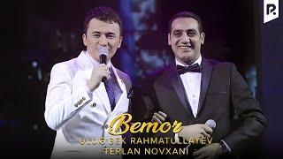 Download Ulug'bek Rahmatullayev & Terlan Novxani - Bemor | Улугбек ва Терлан - Бемор (concert version 2017) Mp3 and Videos