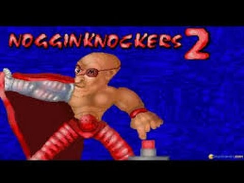 Noggin-knockers 2  1996 ms-dos game