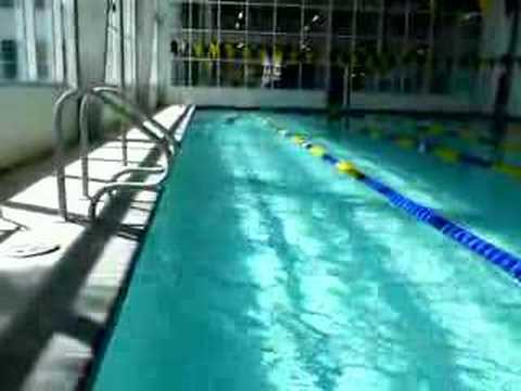 Past Test 500 Meter Swim Pararescue Past Combat Stroke Youtube