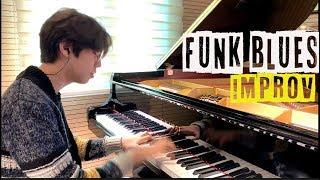 Funk Blues(G Minor) - Jazz Improv By Yohan Kim