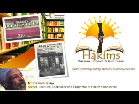 Hakim's Cultural Books and Gift Shop Webmercial