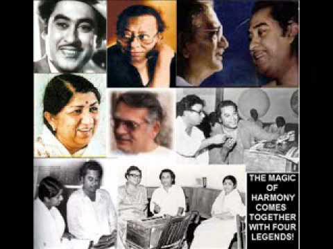 Kishore + Pancham + Gulzar
