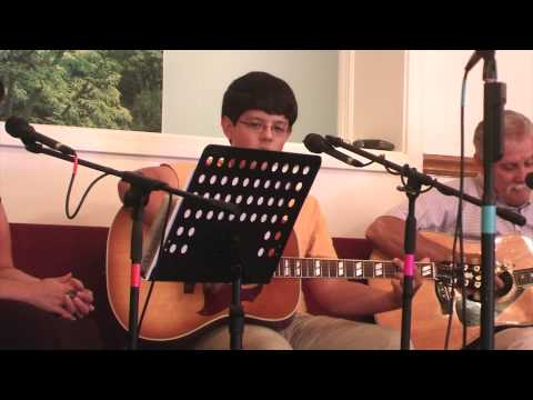 Josh Holstein - Built On Amazing Grace (RCBC 7-26-15)