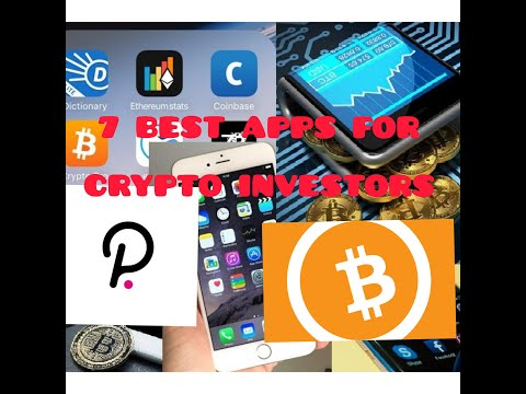 7 MOST IMPORTANT APPS FOR CRYPTO INVESTORS – USEFULL TOOLS FOR CRYPTO