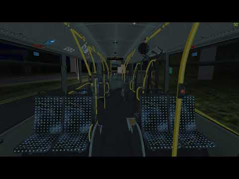 (OMSI 2) - Deadhead from Darrah Community College to Base in the Van hool AGC |